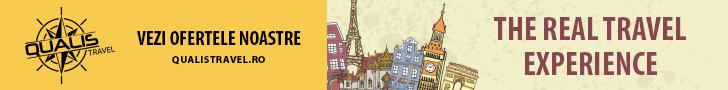 Qualis Travel – agentie ta online de turism by Alice Udrea